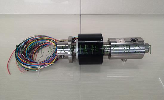 导电旋转接头 XT3T型